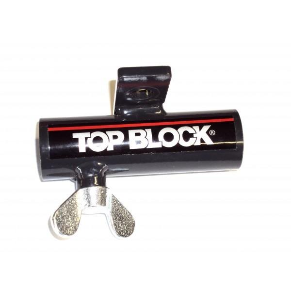 type 2 top block support antivol u fixation sur vis. Black Bedroom Furniture Sets. Home Design Ideas