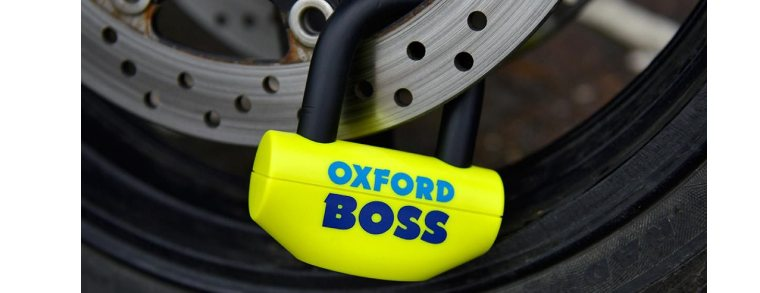 Oxford Boss bloque-disque antivol moto