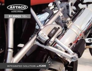 Kit BMW K200 Artago