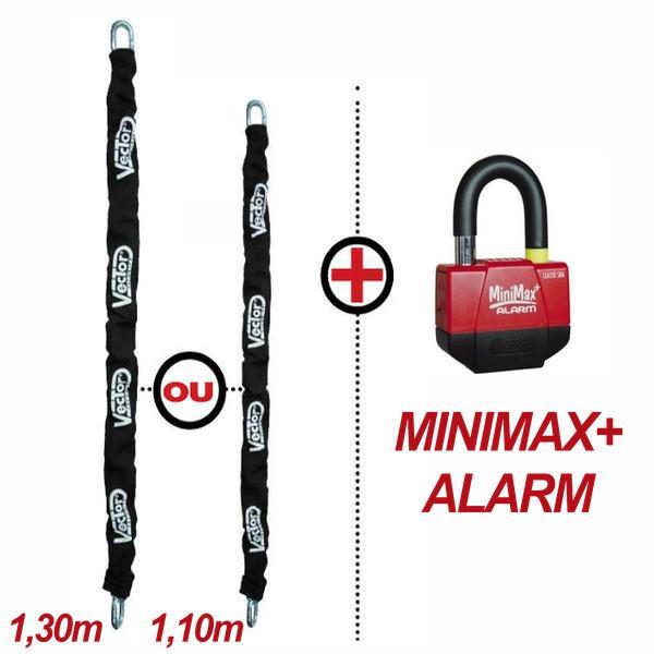 cadenas minimax alarm sra cha ne vector 110cm. Black Bedroom Furniture Sets. Home Design Ideas