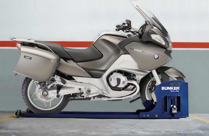bunker park roll bpr68m l 39 antivol le plus s r pour moto. Black Bedroom Furniture Sets. Home Design Ideas